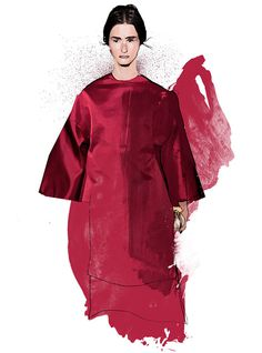 What to do with haute couture? (Photo 5) #illustration