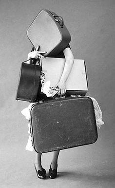 suitcases #photo #suitcase #luggage