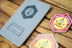 Packaging by Stout #logo #print #vector #patch
