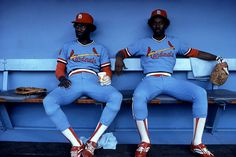 Chitwood & Hobbs: Photo #st #louis #uniforms #baseball #cardinals
