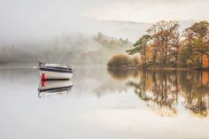 Amazing Autumn Landscapes Of The Lake District by Verity Milligan