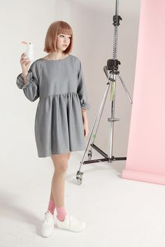Angel Dress Grey #photography #retail