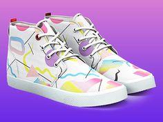 Bucketfeet Shoe Designs