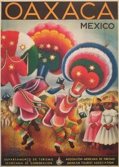 All sizes | Covarrubias Oaxaca Mexico | Flickr - Photo Sharing! #mexico #poster