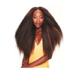 Purchase Now Sleek Brazilian Human Hair Italian Wave Closure Range at Cosmetize UK. Sleek Synthetic Fashion Idol Brazilian Ripple Braid 20'' incorporates our most moderate things made with great regard premium quality designed hair. Free Shipping.