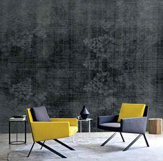 Yoyo Briliant Nonwoven Wallpaperyoyo briliant nonwoven wallpaper 1 #furniture #furniture design #chair #armchair