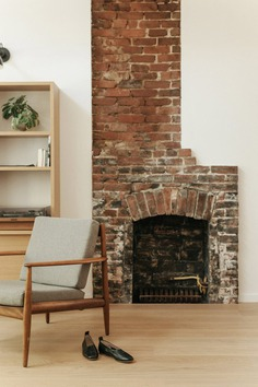 fireplace / Campos Studio
