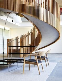 Architecture(Staircase Furniture Design By Maruni, via justthedesign) #architecture