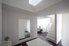 Omihachiman House by ALTS Design Office #interior #japanese #home #minimal #minimalist