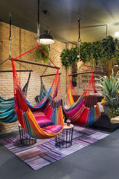 Hammock, Vegan Hang Out Project in Barcelona / Eque y Seta