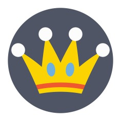See more icon inspiration related to crown, king, queen, royal, monarchy, chess piece and Tools and utensils on Flaticon.