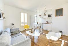 30 sqm apartment in Paris
