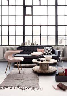 interior, pastels