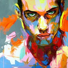 blog Â« matmacquarrie.ca #francoise #nielly #colours #painting