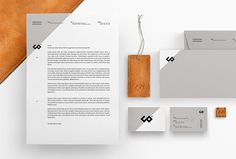 CO – Catarina Oliveira by Another Collective #stationary #branding