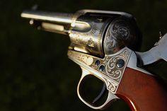 Ornate Gun Handle #packaging