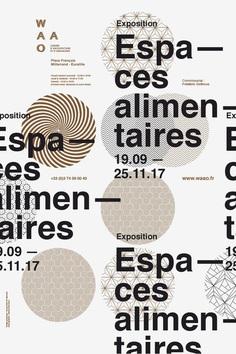 Food Spaces – France, 2017