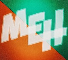 MEH – Jason Wong – Friends of Type #type