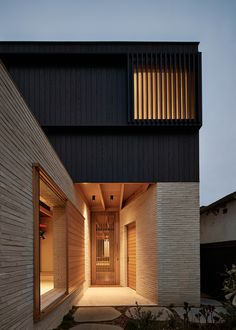 Brick House / Andrew Burges Architects