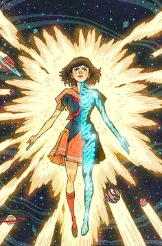 HaloGen Covers for the sci-fi series. Written by Josh Tierney and art by Afu Chan.