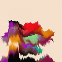 http://patternbank.tumblr.com/post/40087780910/tali-furman-art-print-and-textiles #colors