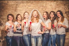 Bachelorette parties should be perfect fun with a little of the wacky, outrageous and hilarious blended in for variety.