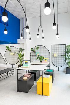 Gnomo Store in Valencia / Masquespacio