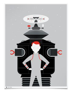 ty mattson cbs poster lost in space #culture #poster #pop