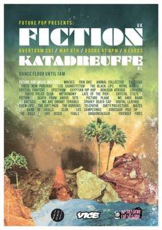 Andrew McAlpine ///// Graphic Design //////// #vice #fiction #tropical #futurepop