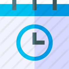 See more icon inspiration related to time and date, schedule, administration, date, organization, calendar, hour, interface, time and clock on Flaticon.