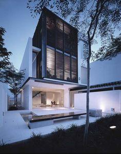 SCDA Architects Inc. Singapore #inspiration #architecture #modern