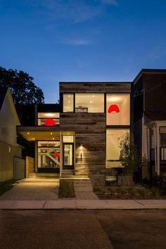 Minimalist Zen-Like Barn With External Cladding in Ottawa, Canada Read more: http://freshome.com/architecture/#ixzz37rq5NoAD