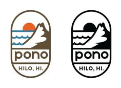 Pono Chocolate on Behance #identity #packaging #hawaii #clarke harris #pono chocolate