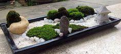 mini zen garden - #decor #garden #art