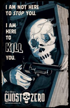 GZ Coffin Poster by Roguehill on deviantART #skull #poster