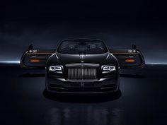 Rolls-Royce Dawn Gets a Black Badge Special Edition #carporn