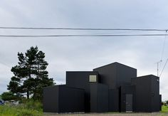 jun igarashi architects: house o #igarashi #jun #architects #japanese #boxes #architecture #minimal