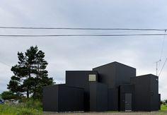 jun igarashi architects: house o #igarashi #jun #architects #japanese #boxes #architecture #minimal