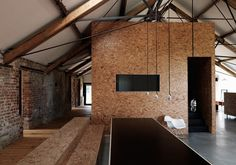 Ochre Barn by Carl Turner Architects | Norfolk, England. | yellowtrace blog » #interior #timber #architecture