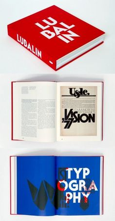 Herb Lubalin #lubalin #herb #book #typography