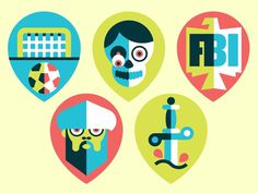 Icons #flat #color #icons