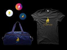 tshirt, logo, branding