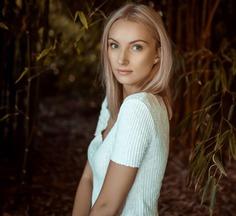 Marvelous Female Portrait Photography by Christian Khalidi