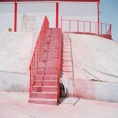 Vajza N'kuti #stairs