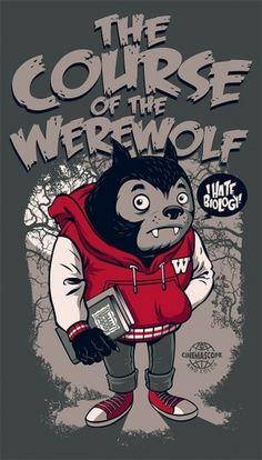 1013151258423121.jpg 600×1050 pixels #werewolf #teen #rusc #wolfman #wolf #rubens #half #scarelli #moon