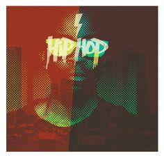 The Graphic Design Archive of Abe Vizcarra › Design Log #hop #print #graphic #hip