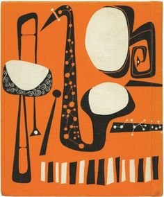 Mulligan Studios #first #jazz #of #design #book #the #cliff #illustration #langston #roberts #hughes