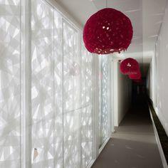 Velcro Headquarters by Luis Eslava Studio #interor #headquarters #design #velcro