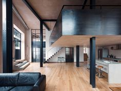 London warehouse #interiordesign #architecture