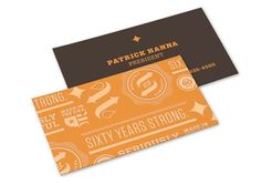FFFFOUND! | Studio MPLS | Design #type #business card